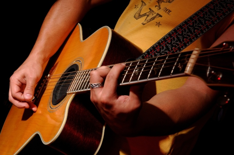 Recording The Acoustic Guitar