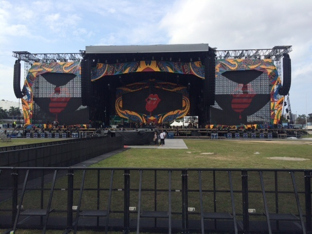 The Rolling Stones, Cuba, And A Live Sound Grad