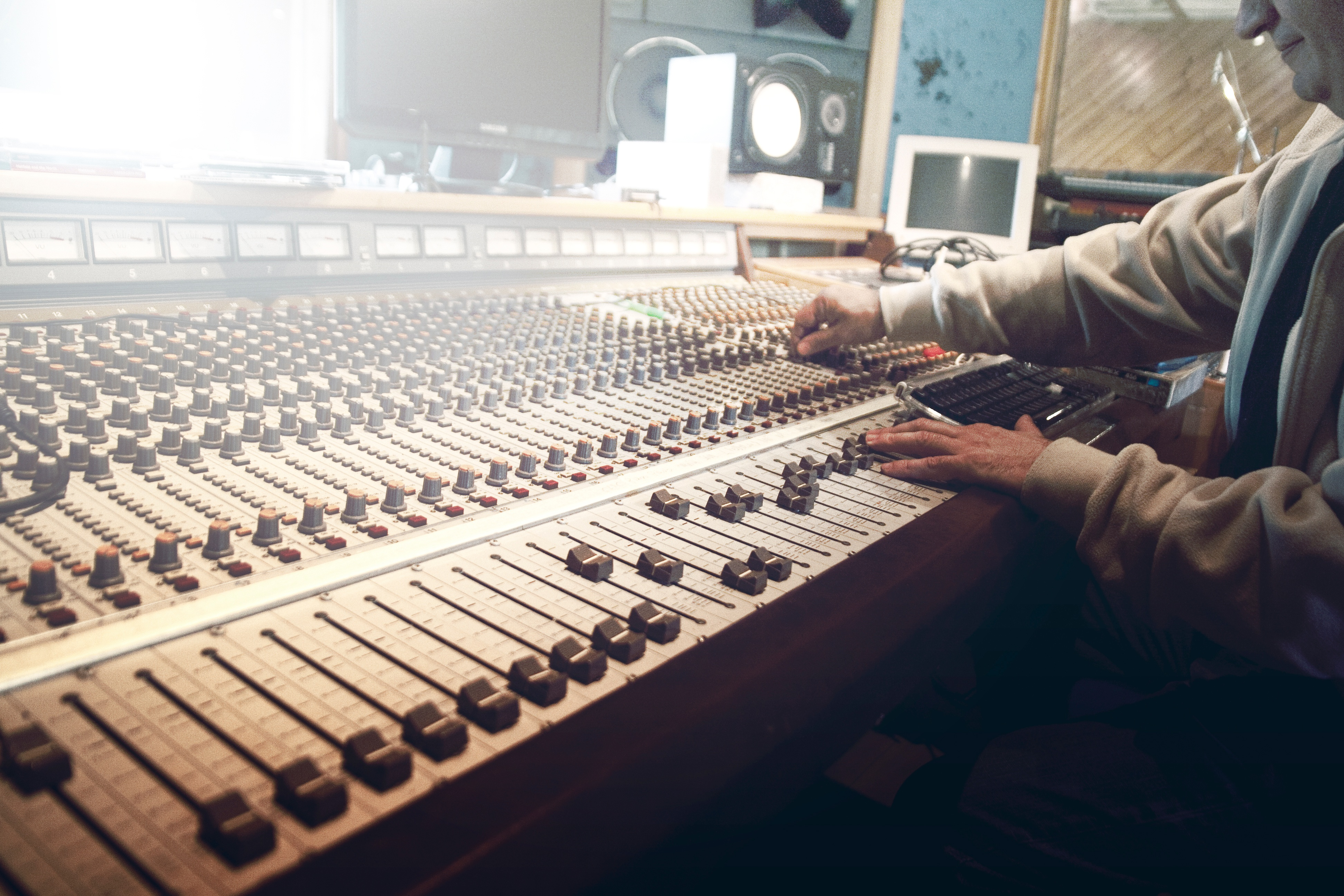 the best miscs to use for recording drums