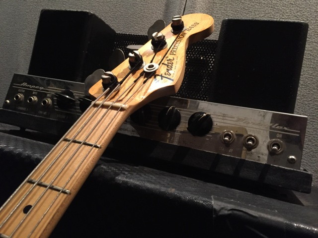 what to consider when recording bass guitar